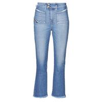 Abbigliamento Donna Jeans bootcut Diesel D-EARLIE-H Blu