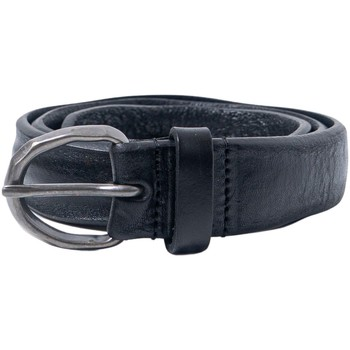 Accessori Uomo Cinture Hydra Clothing PLM04 Nero
