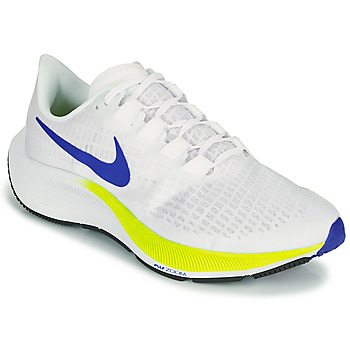 Scarpe Uomo Running / Trail Nike AIR ZOOM PEGASUS 37 Bianco / Blu / Giallo