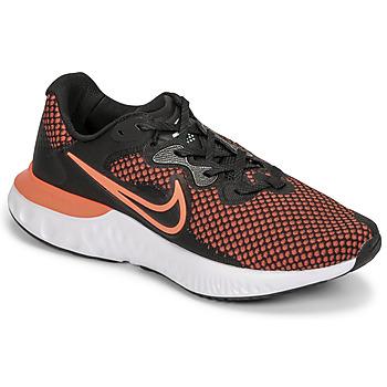 Scarpe Uomo Running / Trail Nike RENEW RUN 2 Nero / Rosso