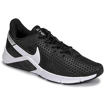 Scarpe Uomo Multisport Nike LEGEND ESSENTIAL 2 Nero / Bianco