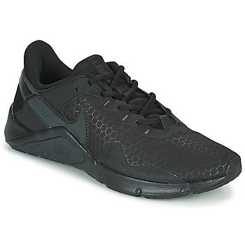 Scarpe Uomo Multisport Nike LEGEND ESSENTIAL 2 Nero / Grigio
