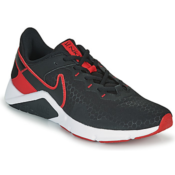 Scarpe Uomo Multisport Nike LEGEND ESSENTIAL 2 Nero / Rosso