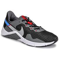 Scarpe Uomo Multisport Nike LEGEND ESSENTIAL 2 Grigio / Blu