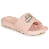 Scarpe Donna ciabatte Nike VICTORI ONE BENASSI Rosa / Argento
