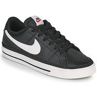Scarpe Donna Sneakers basse Nike COURT LEGACY Nero / Bianco