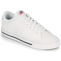 Scarpe Donna Sneakers basse Nike COURT LEGACY Bianco