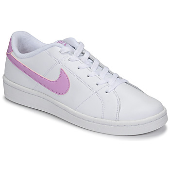 Scarpe Donna Sneakers basse Nike COURT ROYALE 2 Bianco / Viola