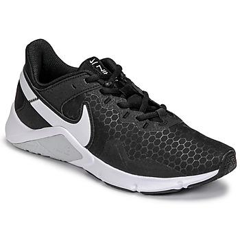 Scarpe Donna Multisport Nike LEGEND ESSENTIAL 2 Nero / Bianco