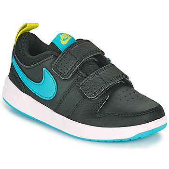 Scarpe Bambino Sneakers basse Nike PICO 5 PS Nero / Blu