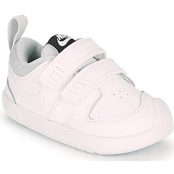 Scarpe Unisex bambino Sneakers basse Nike PICO 5 TD Bianco