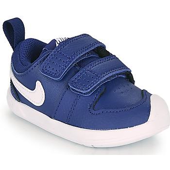 Scarpe Bambino Sneakers basse Nike PICO 5 TD Blu / Bianco