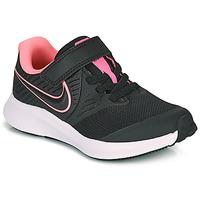Scarpe Bambina Multisport Nike STAR RUNNER 2 PS Nero / Rosa
