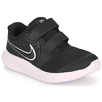 Scarpe Unisex bambino Multisport Nike STAR RUNNER 2 TD Nero / Bianco