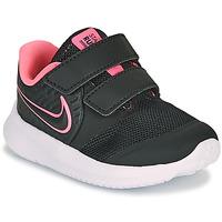 Scarpe Bambina Multisport Nike STAR RUNNER 2 TD Nero / Rosa