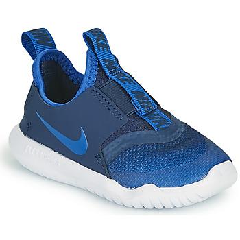 Scarpe Bambino Multisport Nike FLEX RUNNER TD Blu