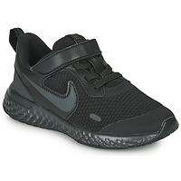 Scarpe Unisex bambino Multisport Nike REVOLUTION 5 PS Nero