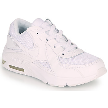 Scarpe Unisex bambino Sneakers basse Nike AIR MAX EXCEE PS Bianco