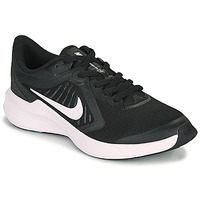 Scarpe Unisex bambino Multisport Nike DOWNSHIFTER 10 GS Nero / Bianco