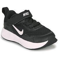 Scarpe Unisex bambino Multisport Nike WEARALLDAY TD Nero / Bianco