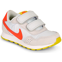 Scarpe Bambina Sneakers basse Nike MD VALIANT PS Beige / Rosso