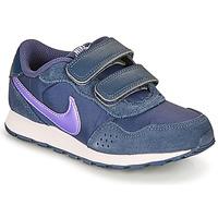 Scarpe Unisex bambino Sneakers basse Nike MD VALIANT PS Blu