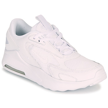 Scarpe Unisex bambino Sneakers basse Nike AIR MAX BOLT GS Bianco