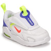 Scarpe Unisex bambino Sneakers basse Nike AIR MAX BOLT TD Bianco / Blu