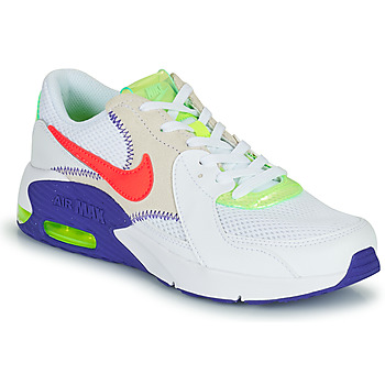 Scarpe Unisex bambino Sneakers basse Nike AIR MAX EXCEE AMD GS Bianco / Blu / Rosso
