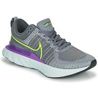 Scarpe Uomo Running / Trail Nike NIKE REACT INFINITY RUN FLYKNIT 2 Grigio