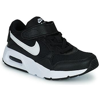 Scarpe Unisex bambino Sneakers basse Nike NIKE AIR MAX SC (PSV) Nero / Bianco