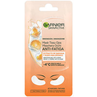 Bellezza Donna Maschere & scrub Garnier Skinactive Mask Tissu Ojos  antifatiga x 2 parches