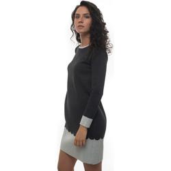 Abbigliamento Donna Abiti corti Maria Bellentani 2140-6020200 Grigio