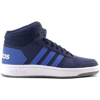 Scarpe Bambino Sneakers alte adidas Originals ATRMPN-23224 Blu