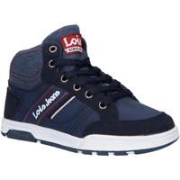Scarpe Unisex bambino Sneakers alte Lois 63083 Azul
