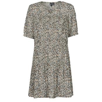 Abbigliamento Donna Abiti corti Vero Moda VMELIN Beige