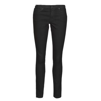 Abbigliamento Donna Jeans slim Vero Moda VMJUDY Nero