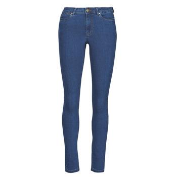 Abbigliamento Donna Jeans slim Vero Moda VMJUDY Blu / Medium