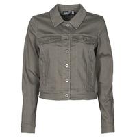 Abbigliamento Donna Giacche in jeans Vero Moda VMHOTSOYA Kaki