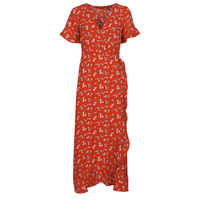 Abbigliamento Donna Abiti lunghi Vero Moda VMSAGA Rosso