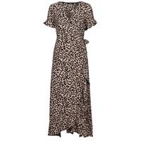Abbigliamento Donna Abiti lunghi Vero Moda VMSAGA Beige
