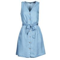 Abbigliamento Donna Abiti corti Vero Moda VMVIVIANA Blu / Clair