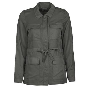 Abbigliamento Donna Giacche / Blazer Vero Moda VMVIVIANA Kaki