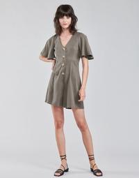 Abbigliamento Donna Tuta jumpsuit / Salopette Vero Moda VMVIVIANA Kaki