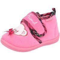Scarpe Bambina Scarpette neonato Defonseca ATRMPN-23230 Rosa