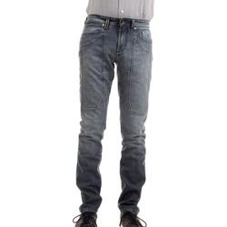 Abbigliamento Uomo Jeans dritti Jeckerson JKUPA077BR962D772 D040184 blu