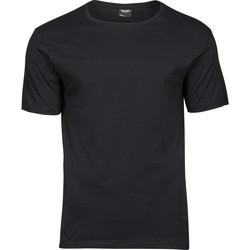 Abbigliamento Uomo T-shirt maniche corte Tee Jays T5000 Nero