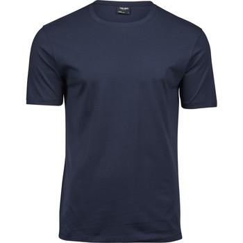 Abbigliamento Uomo T-shirt maniche corte Tee Jays T5000 Blu navy