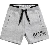 Abbigliamento Bambino Shorts / Bermuda BOSS NOLLA Grigio