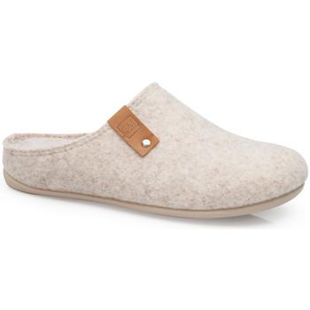 Scarpe Pantofole Calzamedi CIABATTE CASA 6579 NERO